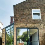 Glass Side Extension