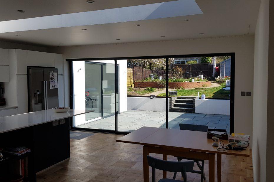Kitchen Extension in Harpenden AL5