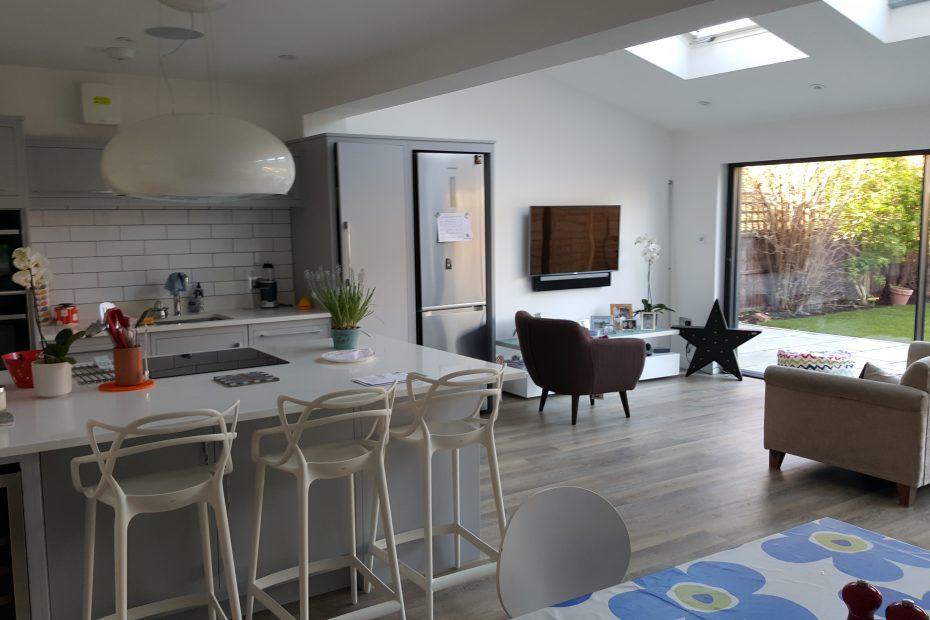 Kitchen Extension in Richmond