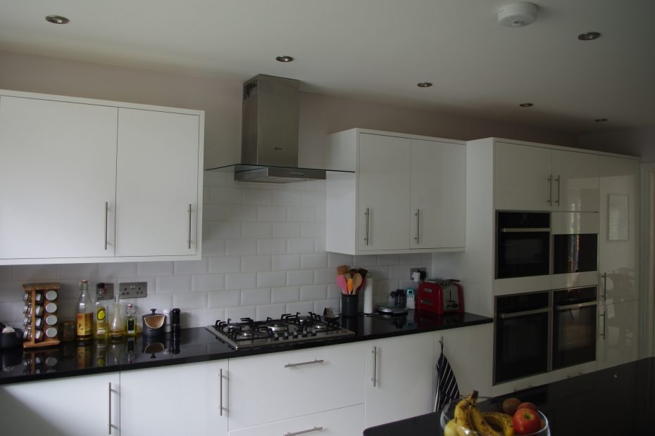 Kitchen fitting in Amersham