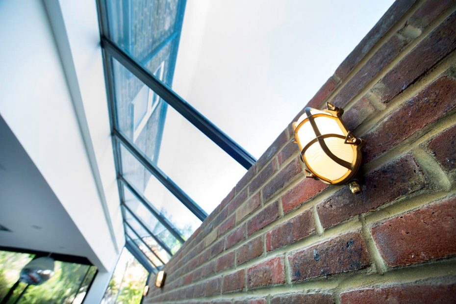 London Glass Side Extension